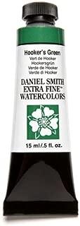 DANIEL SMITH Extra Fine Watercolor 15ml Paint Tube, Hooker's Green, 15 ml