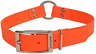 Remington Orange Waterproof Dog Collar