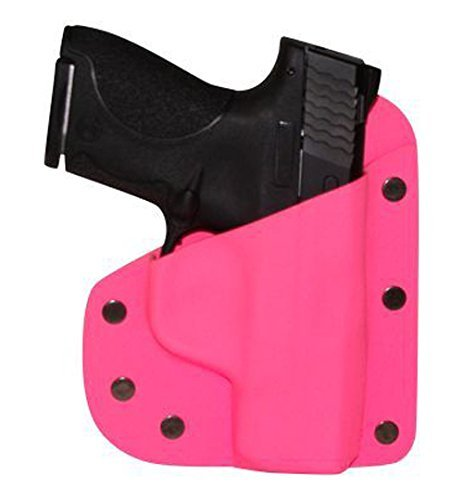 Gold Star Versatile Kydex In-The-Purse Holster for Ruger LCR /LCRX /LCR9