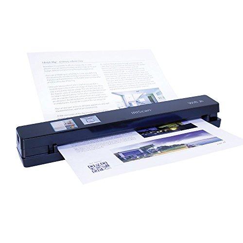 IRIS IRIScan Anywhere 5 – Escáner portátil multiuso