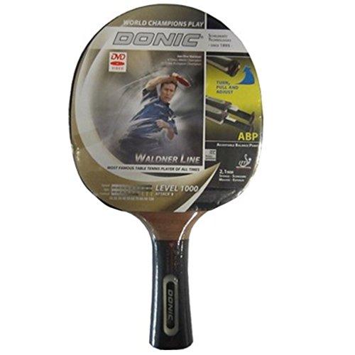 DONIC Waldner 1000 - Raqueta de tenis de mesa (100% original)
