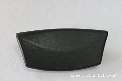 Bathtub Pillows Pingofm Pingofm Whirlpool Kissen Holzfass PU-Kissen Badewannenkissen,37*14 Cm