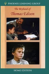 Image: The Boyhood of Thomas Edison |  Studio: Phoenix Learning Group, Inc. | DVD Release Date: August 12, 2008