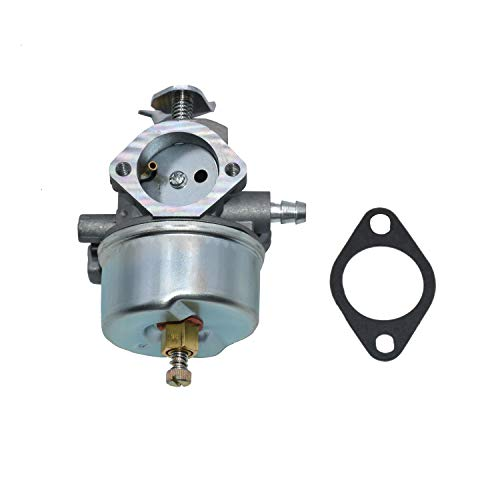 Carbpro 632424 for Tecumseh Lawn & Garden HH100 HH120 4-Cycle Horizontal Carb Engine