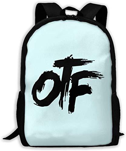 TTmom Schulrucksack,Schüler Bag,Rucksack Damen Herren OTF Unisex Backpack Shoulder Bag School Backpack Travel Bags Laptop Backpack