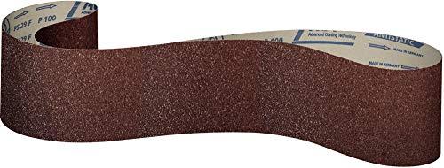 Klingspor - 10 nastri abrasivi PS 29 F, 150 x 7200 mm, grana 80 F2, Art. : 307833