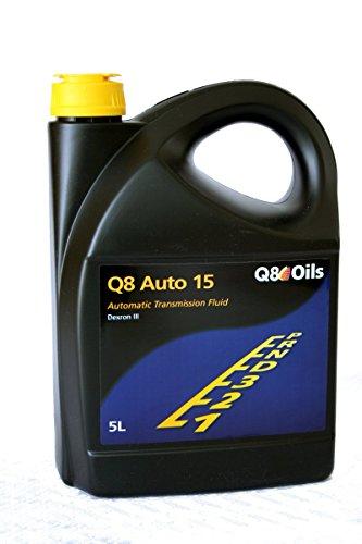 Q8 - Bidon 1 Litre de Fluide de Transmission (ATF) Auto 15-101260701751
