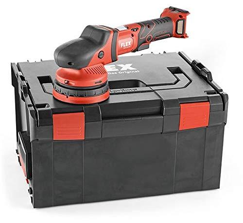FLEX XCE 8 125 18.0-EC Accu Excentrische Polijstmachine 125mm in koffer zonder accu's en oplader