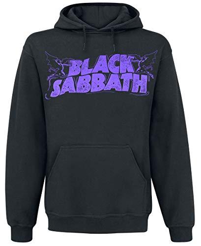 Black Sabbath Lord of This World Homme Sweat-Shirt à Capuche Noir M