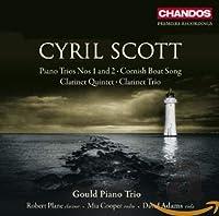 Piano Trios / Cornish Boat Song / Clarinet Quintet