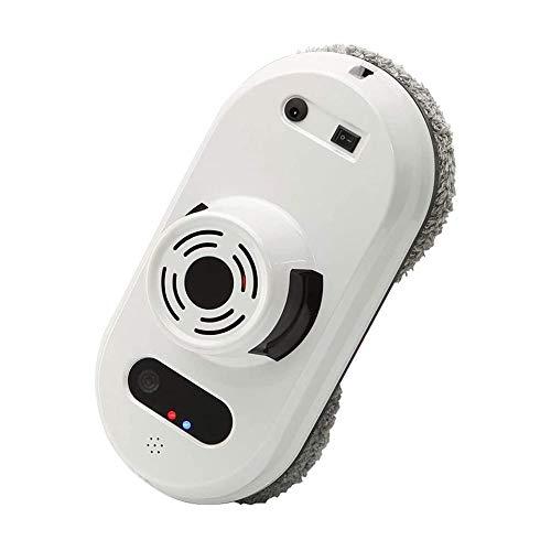 CHENJIA Robot de Limpieza de Vidrio de Ventana eléctrica Smart Anti-Calling Aspirador Lavadora Limpiador de Ventanas para el Control Remoto a Distancia 3 Modos de Trabajo, 110-240V