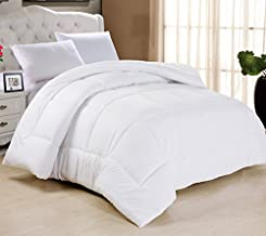 Swift Home All-Season Extra Soft Luxurious Classic Light-Warmth Goose Down-Alternative Comforter, 90