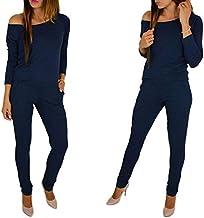 Jumpsuit Lente Zomer Vrouwen Jumpsuit Fashion Elegant Off Shoulder Casual met lange mouwen Jumpsuits Lady Boysuit Romper J...