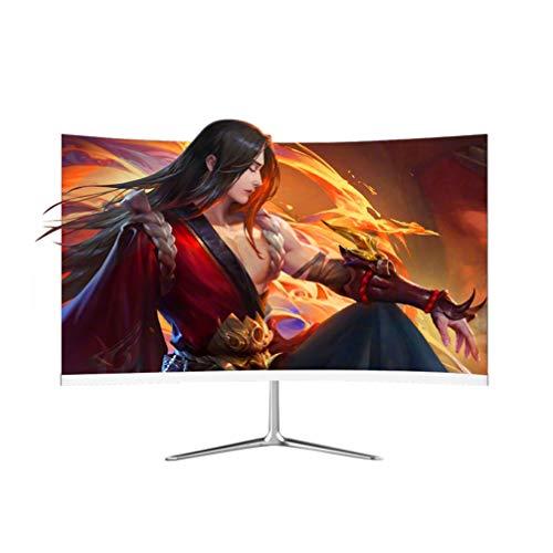 TF-G2988 Monitor de pantalla ancha de 24 pulgadas, computadora con pantalla IPS Full HD Ultra-Thin Gaming 1920 * 1080P, altavoz incorporado, interfaz HDMI + VGA + AF de 75 Hz, para el hogar y la ofici