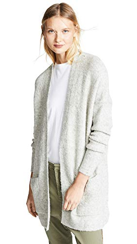 Free People Women's Phantom Cardigan, Grey, X-Small