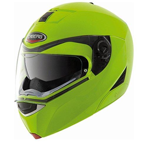 Caberg Klapphelm Modus Hi Vizion Neon Gelb Helm Größe L 30870098
