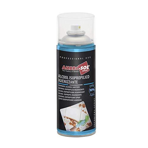 Ambro-Sol Alcool Isopropilico Spray