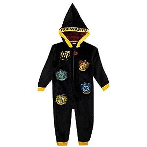 HARRY POTTER Pijama Entera para niños 22