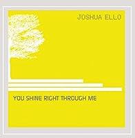 You Shine Right Through Me