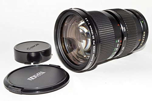 Canon FD 35-105 mm F3.5 MF Macro Zoom Lens