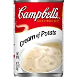 Campbell's Condensed Cream of Potato Soup, 10.5 oz. Can (Pack of 12)