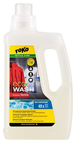 Speciaal wasmiddel Toko Eco Textile Wash 1 l