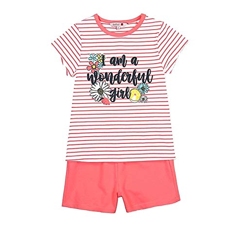 Boboli Mädchen Schlafanzug-98 - Kindermode : Mädchen