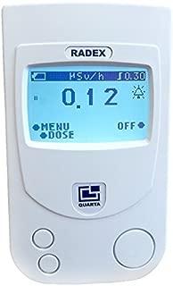 RADEX RD1503+ w/o dosimeter: High Accuracy Geiger Counter, Radiation Detector (English) (3-Pack)