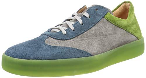 Think! Herren JOEKING_484644 Sneaker, Mehrfarbig (Mouse/Kombi 11), 43 EU