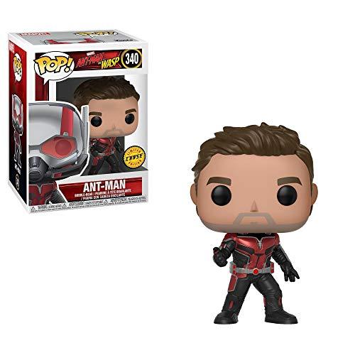Funko POP! Marvel Ant-Man y la Avispa: Ant-Man Chase