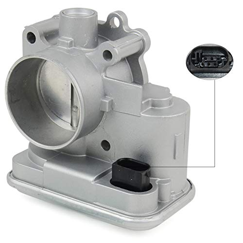 Throttle Body 04891735AC Replacement for 2007-2016 Jeep Patriot Compass Dodge Caliber Avenger Journey 1.8L 2.0L 2.4L Part# 977025 4891735AD 4891735AC NICEKE