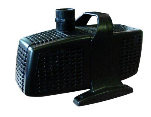 Kerry Pumpe bis zu 6000 l/h Liter/Stunde, Teichpumpe, Gartenpumpe, für Bachlauf