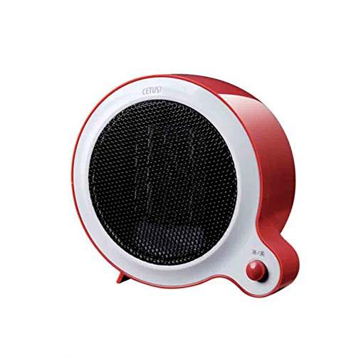 Sunny 500W Mini Portable Bureau PTC Ventilateur De Chauffage NSB-50X11R, Oscillation Automatique, Adapté pour Le Bureau