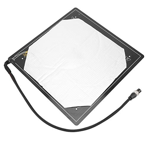 LANTRO JS - 3D Printer Heated Bed Heating Pad Plate for Creality 3D CR‑10 /for ENDER 3 Industrial Accessories 220W 24V