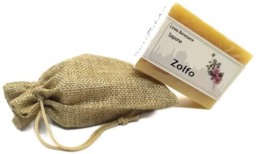 Sapone Naturale Artigianale Prodotto a Freddo (Zolfo)