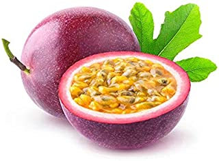 Passion Fruit Kenya | Delicious & Sweet | Healthy & Slightly Tart Flavor | Premium Quality | Cleaned & Sanitized Before Di...
