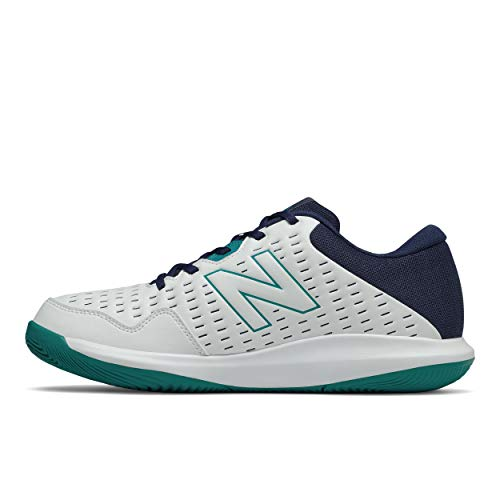 New Balance Men's 696 V4 Hard Court Tennis Shoe,...