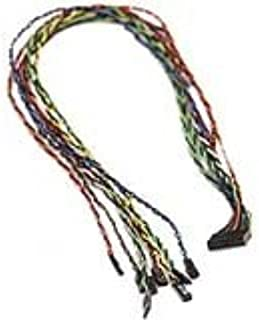 Supermicro 11.81-Inch 16-Pin Front Panel Split Cable (CBL-0068L)