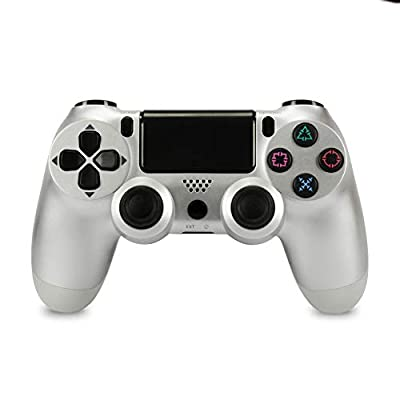 Controller Gamepad Remote Wireless Controller for PlayStation 4, Wireless Joystick for PS4