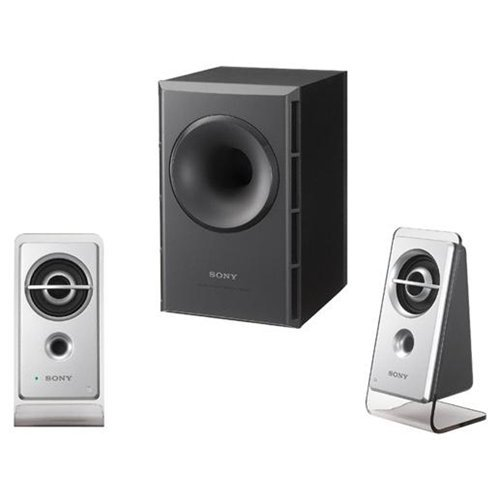 Read About Sony Srsd21X 2.1 Multimedia Speaker System