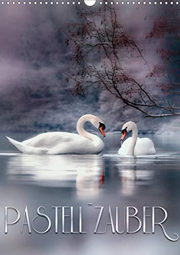 Pastell-Zauber (Wandkalender 2021 DIN A3 hoch)