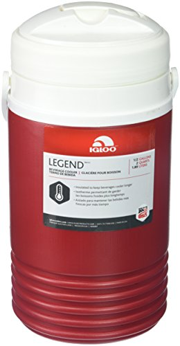Igloo Legend - Bouteille isotherme 1/2 Galon/1,89L
