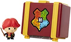 "HARRY POTTER Charms Ron Weasley Collectible 2\"" Toy Figure Playsets, Connect & Display to Create Memorable Scenes - 12 Different Figures to Collect!"