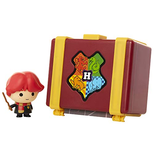 """HARRY POTTER Charms Ron Weasley Collectible 2"""" Toy Figure Playsets, Connect & Display to Create Memorable Scenes - 12 Different Figures to Collect!"""