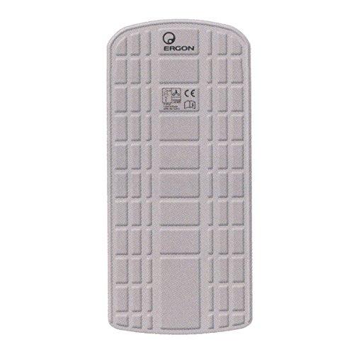 Ergon BP100 Rückenprotektor, Weiß, One Size