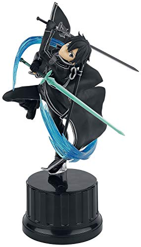 Banpresto Sword Art Online Espresto - Figura Decorativa (PVC, 23 cm), diseño de Kirito