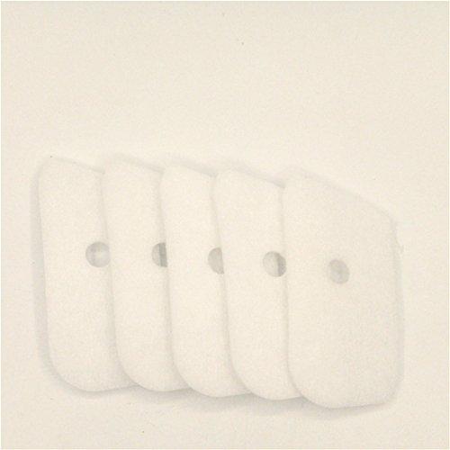 Cancanle Lot de 5 filtres à air pour débroussailleuse Husqvarna 128 128C 128L 128LD 128LDX 125 125L 125E 125C 125LD 124 124L 124C