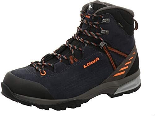 Lowa Ledro GTX MID WXL - Navy/orange