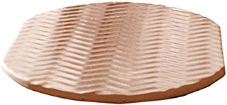 Pool Mate Oval Foam Cushion for Poolside Lounging, Bronze 2-Pack