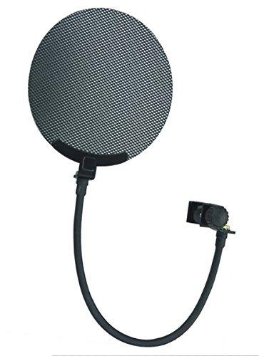 Proel apop40–Zubehör für Mikrofon schwarz, metallisch